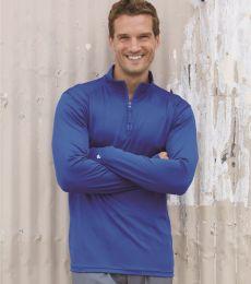 Badger Sportswear 4280 Quarter-Zip Lightweight Pullover