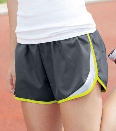 1267 Augusta Ladies' Junior Fit Adrenaline Short
