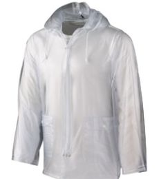 3160 Augusta Adult Clear Rain Jacket