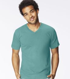 C4099 Comfort Colors 5.5 oz. V-Neck T-Shirt