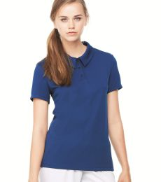 W1709 All Sport Ladies' Performance Three-Button Mesh Polo