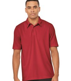 M1709 All Sport Men's Performance Three-Button Mesh Polo