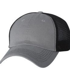 3100 Sportsman  - Contrast Stitch Mesh Cap -