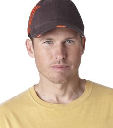 225 3308 Men's 3-D Wildlife Cap