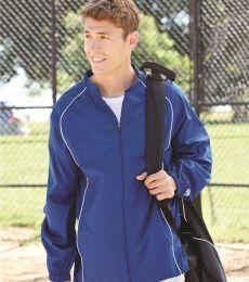 Rawlings 9760 Poly Dobby Full-Zip Jacket