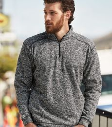 8614 -J. America - Cosmic Fleece 1/4 Zip Pullover Sweatshirt