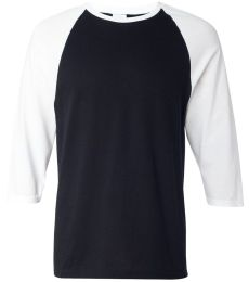 2184 Anvil Raglan Baseball Jersey (Discontinued)