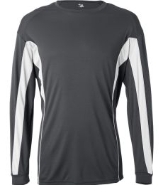 4157 Badger Adult Drive Long-Sleeve Performance Tee