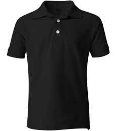 French Toast A9084 Boys' Short Sleeve Pique Polo