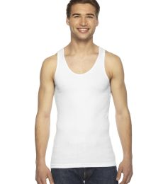 American Apparel 3408 Ribbed Tank