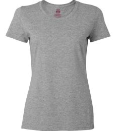 Fruit of the Loom Ladies Heavy Cotton HD153 100 Cotton T Shirt L3930