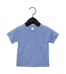 3413B Bella + Canvas Triblend Baby Short Sleeve Tee