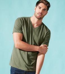 Next Level 6440 Premium Sueded V-Neck T-shirt
