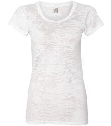 Alternative Apparel 12147 Burnout T-shirt