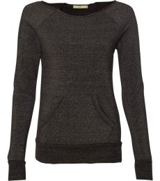Alternative Apparel AA9582 Ladies Maniac Sweatshirt
