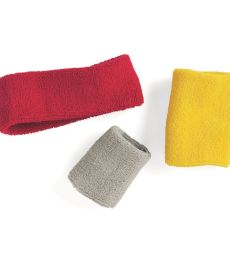 Mega Cap 1253 Terry Cloth Wristband (Pair)
