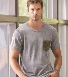 Alternative Apparel 1939 Eco-Jersey Pocket T-shirt