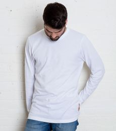 Ei-Lo 3601 Unisex Cotton Long Sleeve Tee