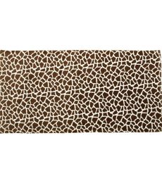 Carmel Towel Company C3060A Animal Print Velour Beach Towel