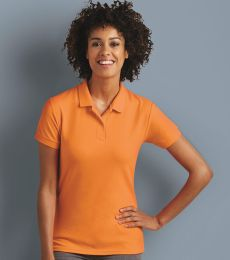 72800L Gildan DryBlend® Ladies' Double Piqué Polo