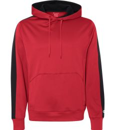 S220 Champion 5.4 oz. Performance Colorblock Pullover Hood
