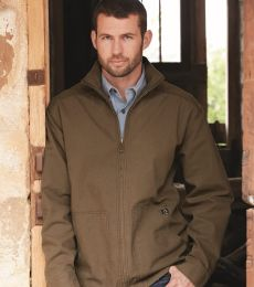 DRI DUCK 5038 Trail Canyon Cloth™ Unlined Canvas Jacket