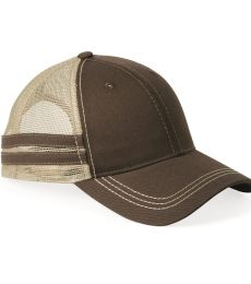 Sportsman 9600 - Trucker Cap with Stripes