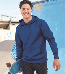 EXP444PP Independent Trading Co. Poly-Tech Hooded Pullover