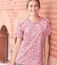 Badger Sportswear 4196 Blend Women's Short Sleeve T-Shirt