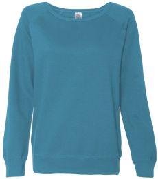 SS240 Independent Trading Co. Junior's Lightweight Crewneck Sweatshirt