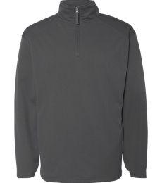 1480 Badger 1/4 Zip Poly Fleece Pullover