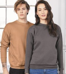 BELLA+CANVAS 3945 Unisex Drop Shoulder Sweatshirt