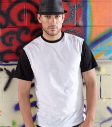 1902 SubliVie Adult Blackout Polyester Sublimation Tee