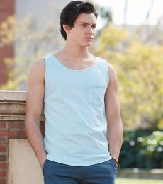 9330 Comfort Colors Adult Pocket Tank Top