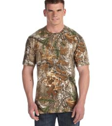 3982 Code V Officially Licensed REALTREE® Camouflage Pocket T-Shirt