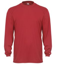 2104 Badger Youth B-Core Long-Sleeve Performance Tee