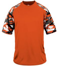Badger Sportswear 2141 Camo Youth Sport T-Shirt