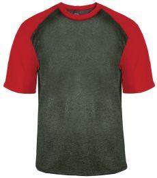 Badger Sportswear 4341 Pro Heather Sport T-Shirt