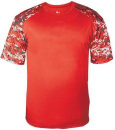 Badger Sportswear 2152 Digital Camo Youth Sport T-Shirt