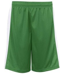 Badger Sportswear 2241 Pro Mesh Youth Challenger Shorts
