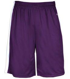 Badger Sportswear 2243 B-Core Youth B-Power Reversible Short