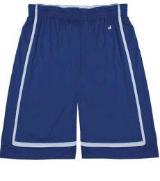 Badger Sportswear 2248 B-Core Youth B-Line Reversible Shorts