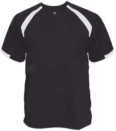Badger Sportswear 2932 B-Core Youth Competitor Placket Jersey