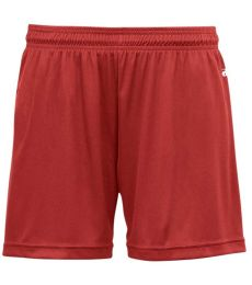 4116 Badger Ladies' B-Dry Core Short
