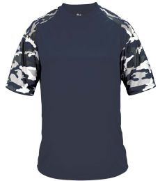 4141 Badger Camo Sport T-Shirt