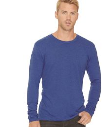 6071 Next Level Men's Triblend Long-Sleeve Crew Tee