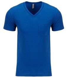 Next Level 6245 Men's CVC Tee with Pocket