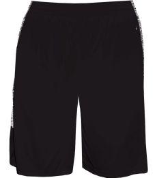 Badger Sportswear 4195 Blend Panel Shorts