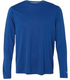 Champion CV26 Vapor Performance Heather Long Sleeve T-Shirt