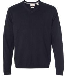 Weatherproof 151377 Vintage Cotton Cashmere V-Neck Sweater